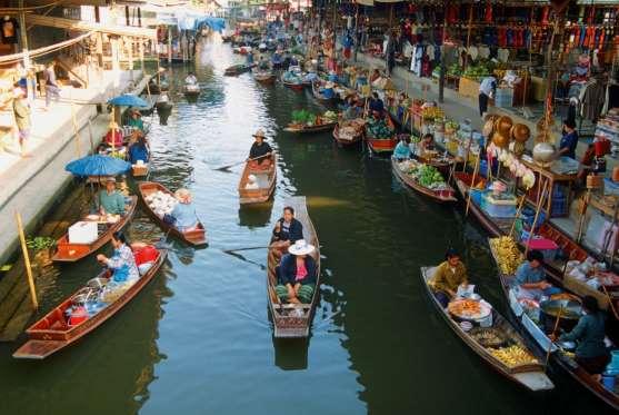 Thaïlande - © MedioimagesPhotodiscGetty Images