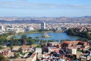 Capital of Madagascar - by Sascha Grabow